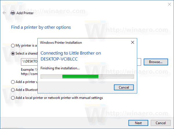Windows 10 Install Driver 2