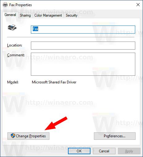 Windows 10 Rename A Built In Printer 1