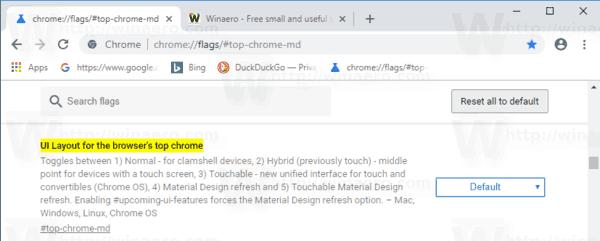 Chrome 69 Top Md Default