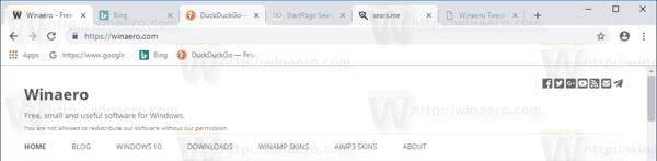 Chrome Multiple Tabs Selected CTRL