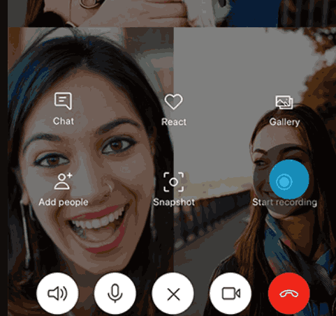 Start Recording A Skype Call On Android