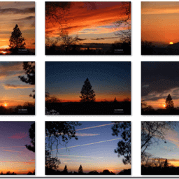 Sierra Sunsets Theme for Windows 10, Windows 8 and Windows 7