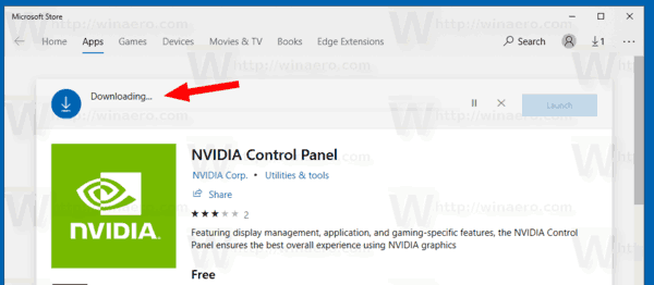 nvidia control panel download windows 10 64