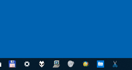 Windows 10 Add Screen Snip To Taskbar