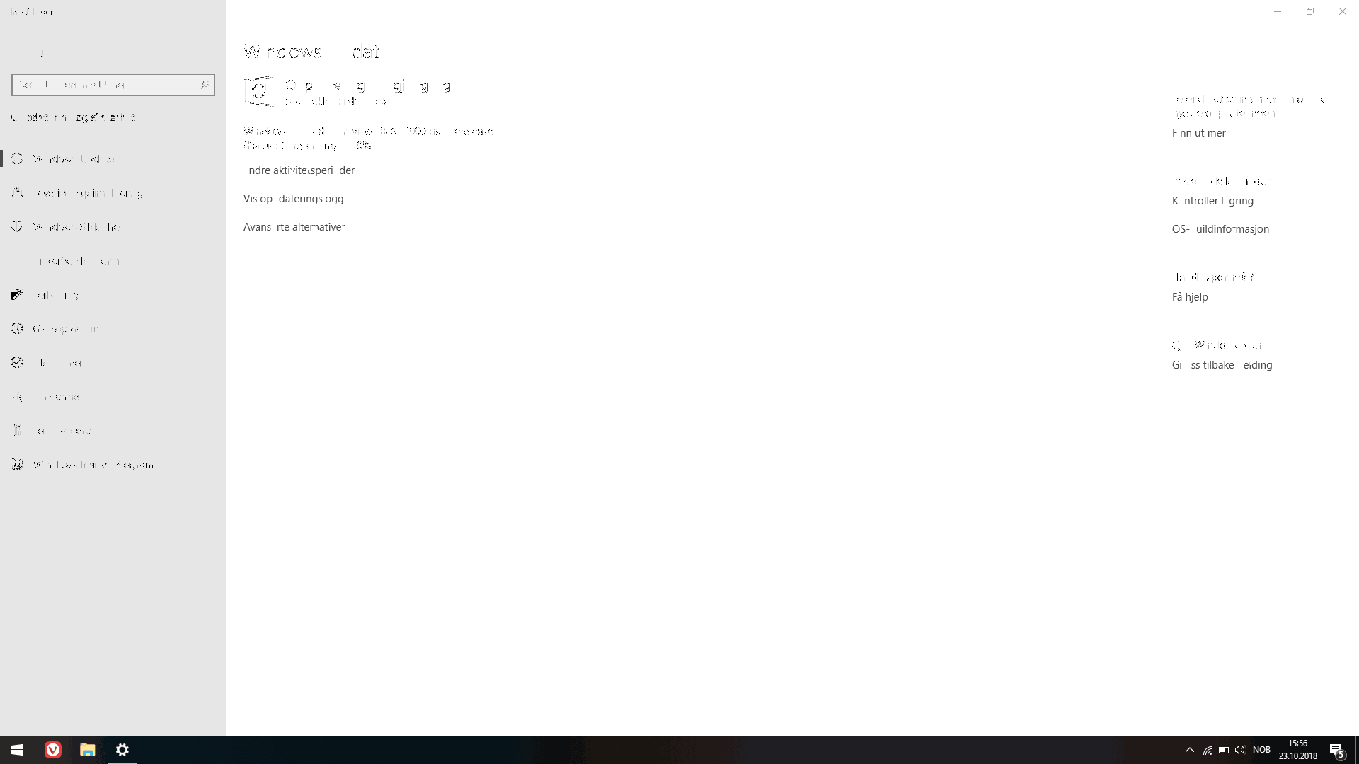 Windows 10 Version 1809 Causes Font Issues