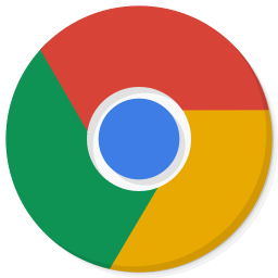 Google Chrome Icon Big 256