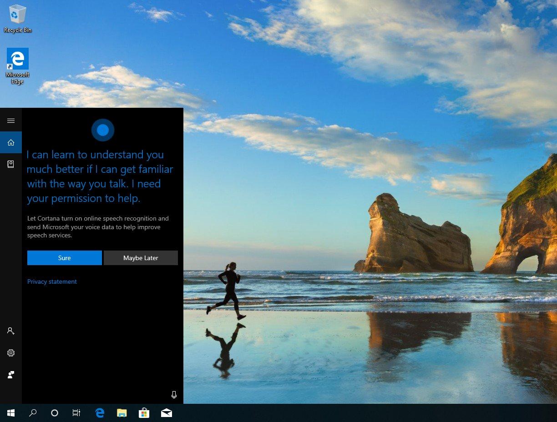 Search Cortana Split Windows 10 01
