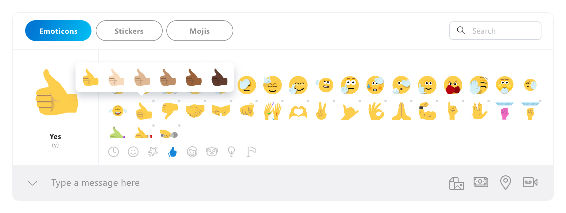 Skype Emoticon Picker02