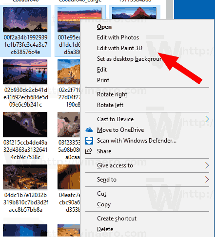 Windows 10 Remove Create A New Video Context Menu