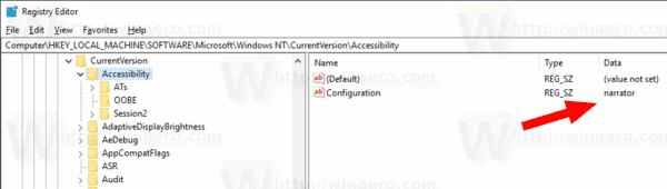Windows 10 Start Narrator Before Sign In