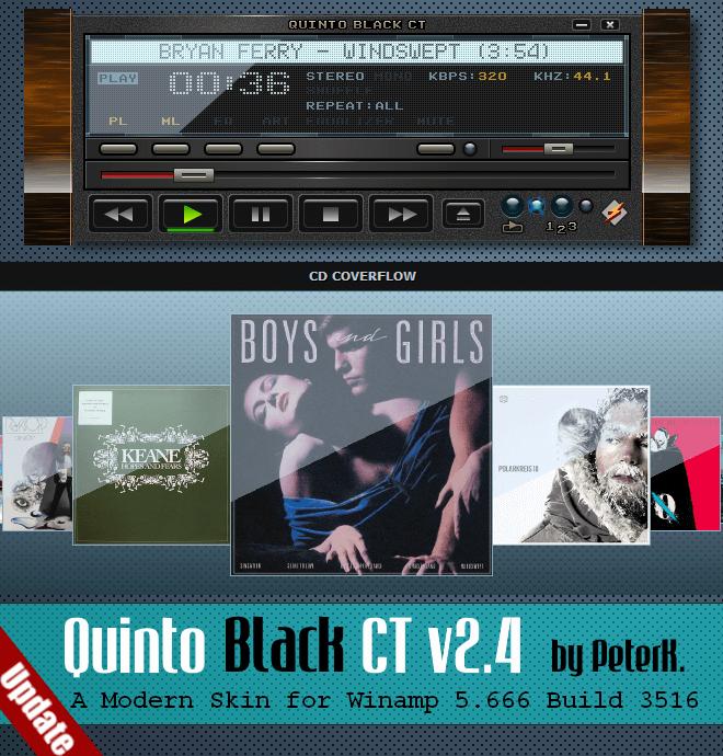 Quinto Black CT V2.4