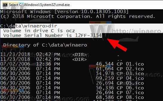 Windows 10 Default Console Selection