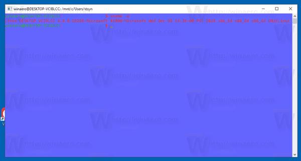 Wsl Custom Terminal Colors