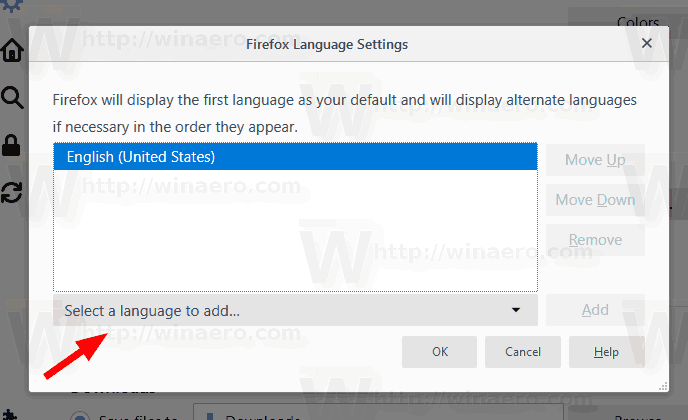 8f53060515b1bd Firefox 65 Language Options 2