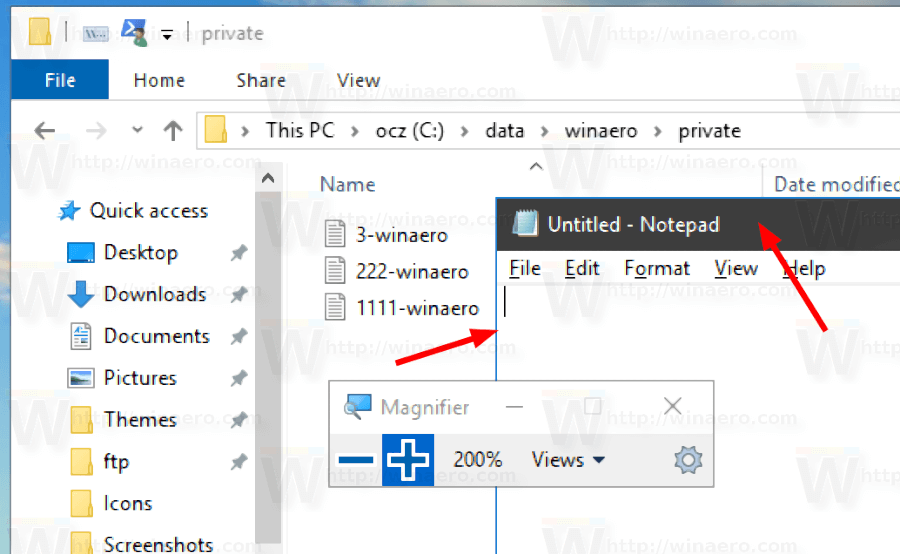Enable Dark Title Bars With Custom Accent Color In Windows 10