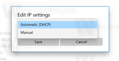 Windows 10 Settings App Static Ip 3
