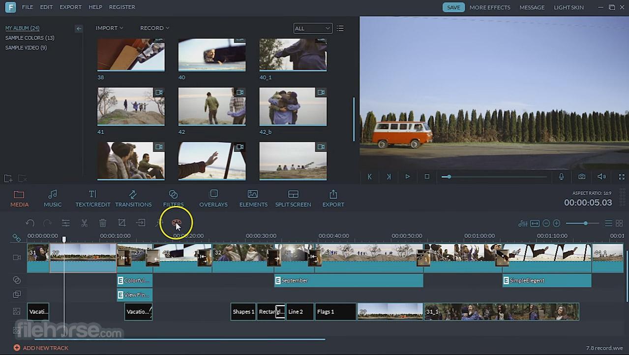 Top 8 iMovie Alternatives for Windows