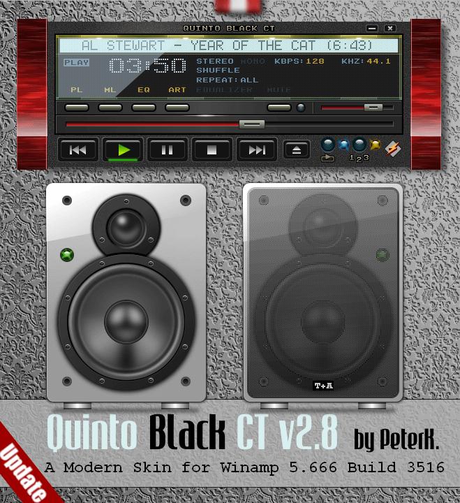 Quinto Black V2.8