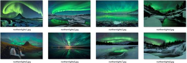 Aurora Borealis Wallpapers 01