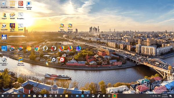Panoramas Of Europe Themepack 01