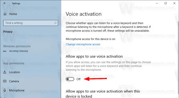 Windows 10 Privacy Voice Activation 01