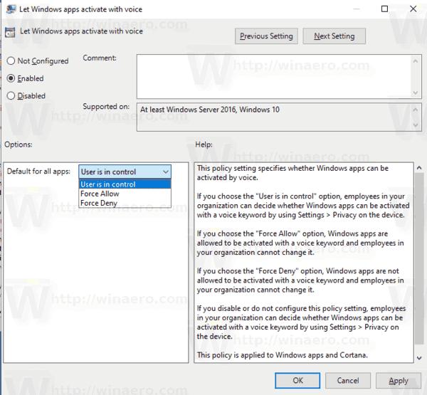 Windows 10 Privacy Voice Activation 05