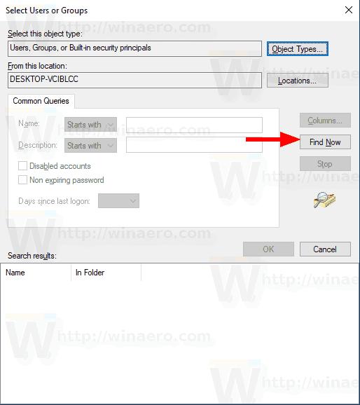 Windows 10 Secpol Deny Logon Locally 6