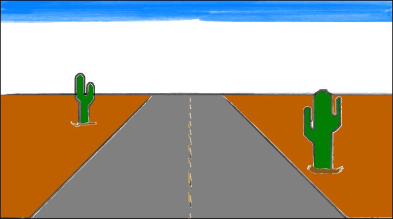 Microsoft Paint Keyboard Navigation Image