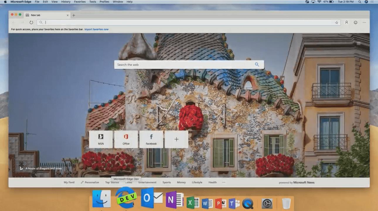 Edge Mac 2