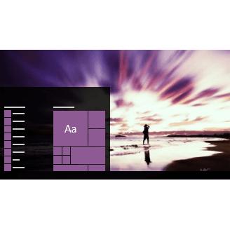 Escape theme for Windows 10, 8, and 7