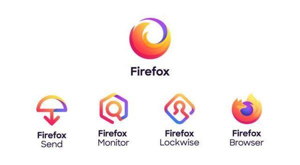 Firefox New Logo Mozilla