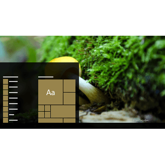 Forest Floor Theme for Windows 10, 8, and 7