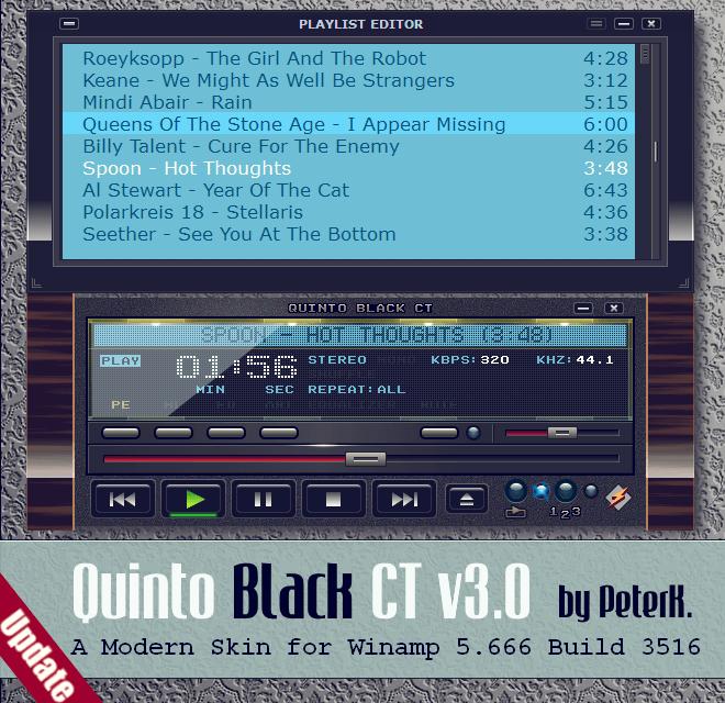 Quinto Black CT V3.0
