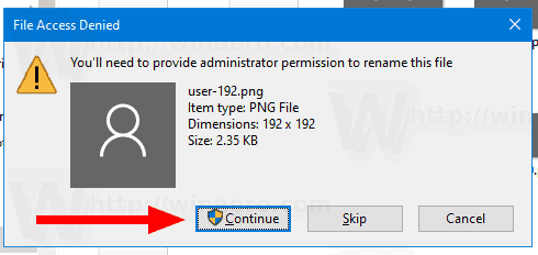 Windows 10 Remove User Picture Login Screen 2