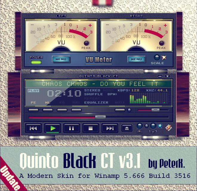 Quinto Black CT V3.1