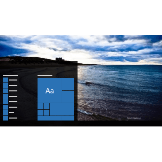 Waterscapes theme for Windows 10, 8, and 7