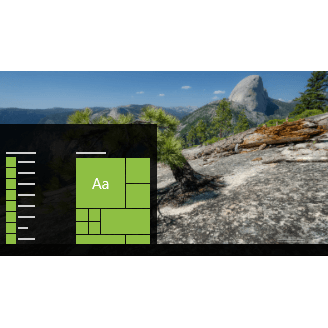Scenes from Yosemite theme for Windows 10, 8, and 7