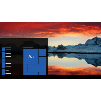 Reflections theme for Windows 10, 8, and 7