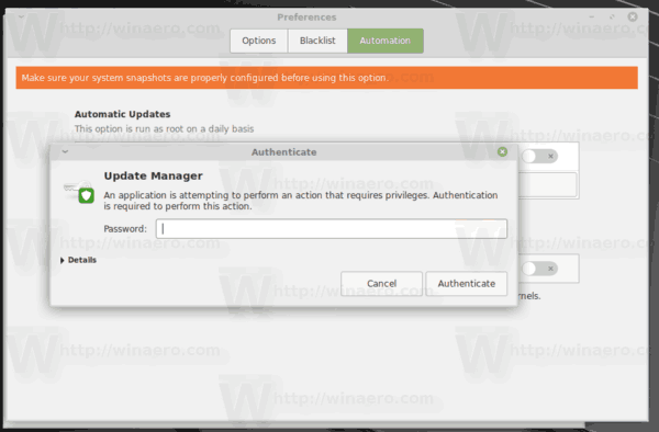 Linux Mint Autoremove Old Kernels