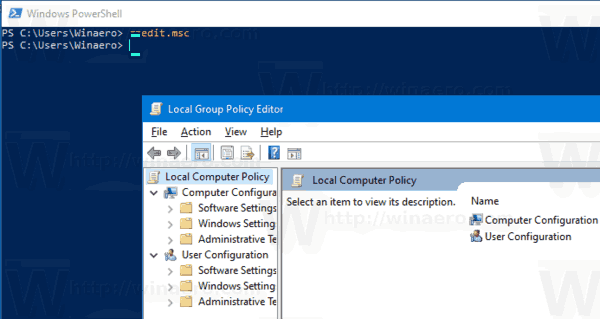 Enable Group Policy Windows 10 Home