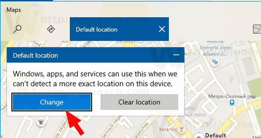 Windows 10 Change Default Location