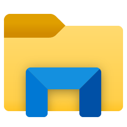 File Explorer Fluent Icon