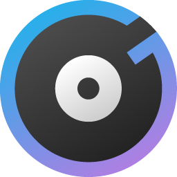 Groove Music Fluent Design Icon