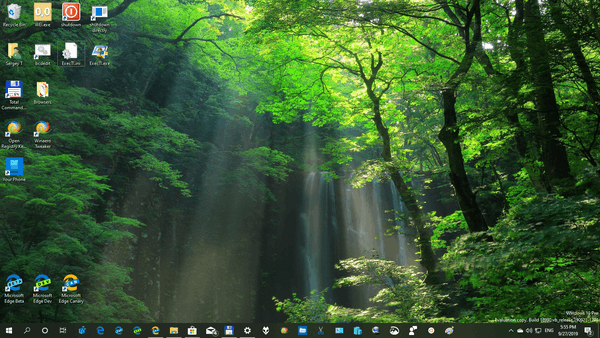 Japanese Landscapes Theme For Windows 10