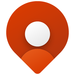 Maps Coloful Fluent Icon