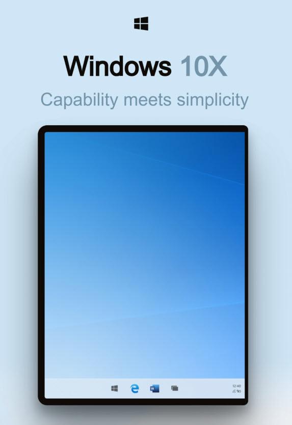 Windows 10x Opener