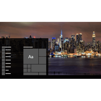 Cityscapes 2 Theme for Windows 10, Windows 8 and Windows 7
