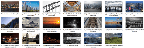 Cityscapes 2 Themepack Wallpapers