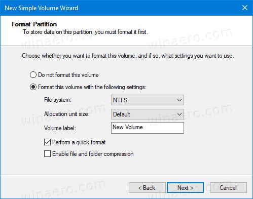 Disk Management Attach VHD 8