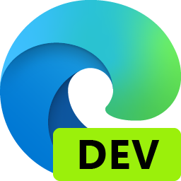 Edge Dev Fluent Big 256 Icon